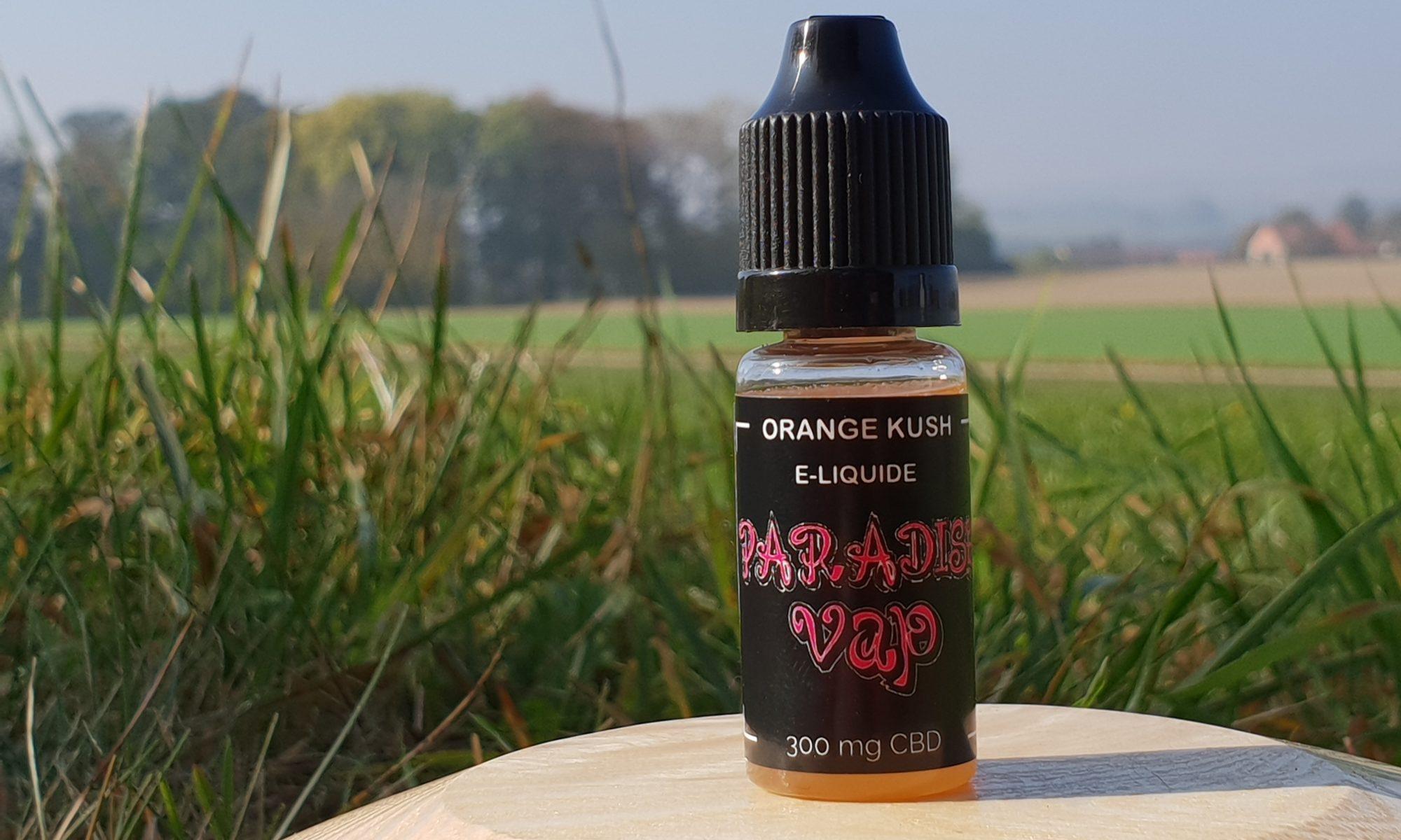 E-liquide Orange Kush 300 [mg]